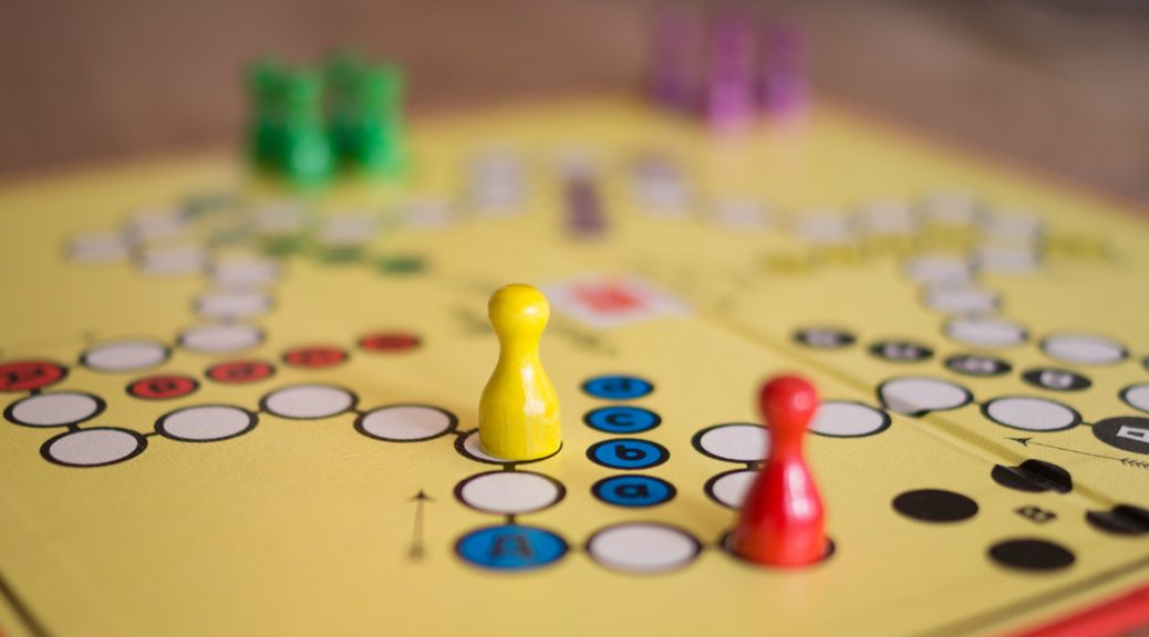 BOARD GAME, Social Media Strategy